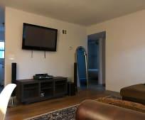 Living Room, 1048 Washington St SW