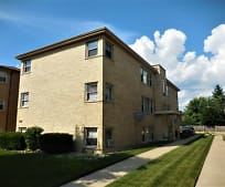 Building, 8541 N Milwaukee Ave