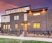 Building, 3690 W Byron Pl