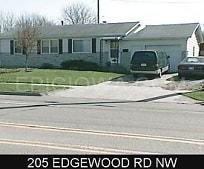 Community Signage, 205 Edgewood Rd NW