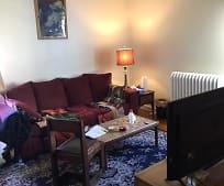 Living Room, 1527 Hammond Ave
