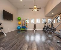 Fitness Weight Room, 4060 N Belt Line Rd