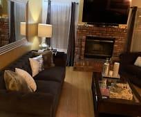 Living Room, 9543 Mayne St