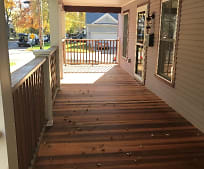 Patio / Deck, 67 Central Ave