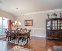 Dining Room, 6232 Chalk Hollow Dr
