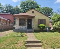 1483 Wabash Ave, Hamilton High School, Memphis, TN
