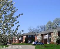 1041 S Court St, Circleville High School, Circleville, OH