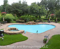 Pool, 14655 Champion Forest Dr
