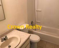 Bathroom, 1001 S E St