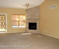 Living Room, 1336 Silver Oaks Dr