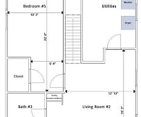 1128 Bowen Ct, Spring Street, Madison, WI