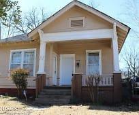 1514 S Elm St, Oak Forest, Little Rock, AR