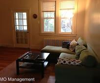 Living Room, 5954 Phillips Ave