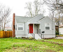 1417 E McDaniel St, Walnut Street, Springfield, MO