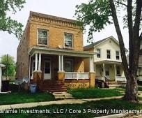Building, 608 E Monroe St