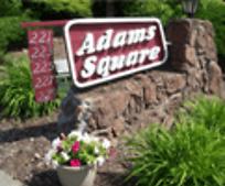 Community Signage, 229 S Adams Rd