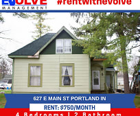 627 E Main St, Fort Recovery, OH