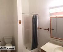 Bathroom, 13 W 5th St