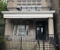 Building, 3353 W Warren Blvd