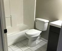 Bathroom, 1200 Downing St