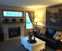 Living Room, 7901 Autumn Ridge Ave