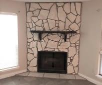 Living Room, 5712 Fargo Dr