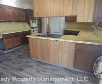 Kitchen, 550 Darby Ln