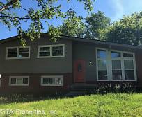 Building, 3817 Klondike Ln