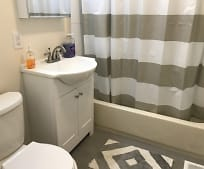 Bathroom, 18 Gordon Ave