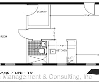Kitchen, 1134 SW 4th St