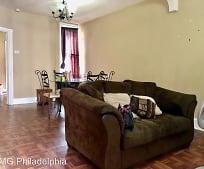Living Room, 4133 N Fairhill St