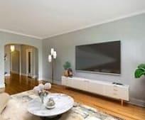 Living Room, 2416 W Greenleaf Ave
