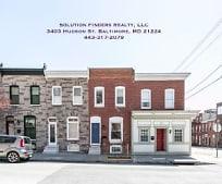 3403 Hudson St, Canton, Baltimore, MD