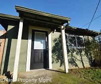 Building, 8015 SE Bybee Blvd