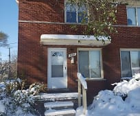 Building, 9401 Burt Rd