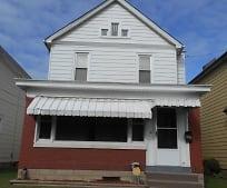 Building, 1717 Park St