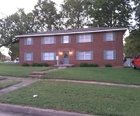 Building, 501 E Walnut Ave