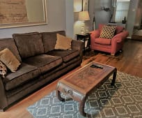 Living Room, 506 St Mary St