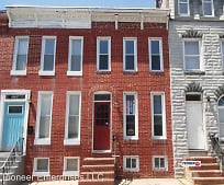 1122 Carroll St, Washington Village   Pigtown, Baltimore, MD
