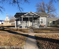 214 Chestnut St, Grace Mennonite, Halstead, KS