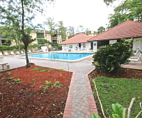 Pool, 8421 Forest Hills Dr