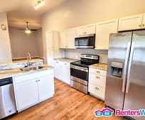 Kitchen, 1740 Skyline Dr