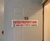 Community Signage, 625 Bryan Ave