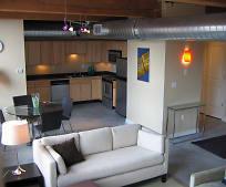 Living Room, 25 Locust St