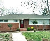Building, 3517 Claremont Ave