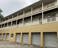 Building, 1109 Fuller St