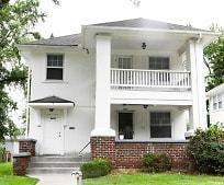 Building, 5405 Harrison St