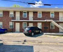 Building, 1407 Hynes St