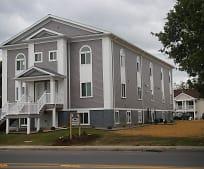 Building, 14 E Bayard St