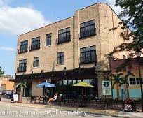 Building, 332 W Broadway